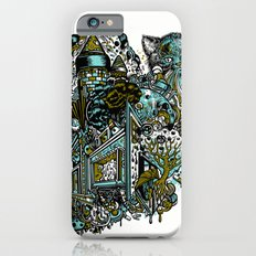 The Castle Of Doom and Sugar iPhone 6 Slim Case