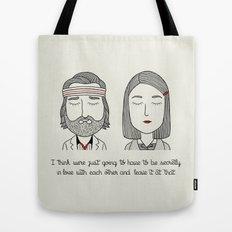 M & R Tote Bag