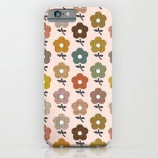 Happy little flower Slim Case iPhone 6s