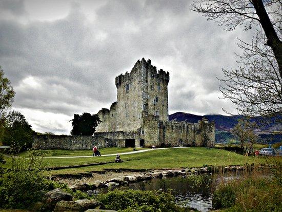 Ireland: Castle 2 Art Print