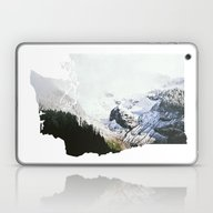 I Love Washington I Laptop & iPad Skin