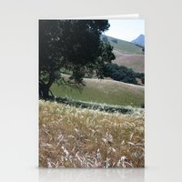 California Live Oak Stationery Cards
