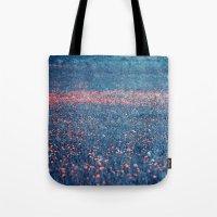 Pink Lawn Tote Bag