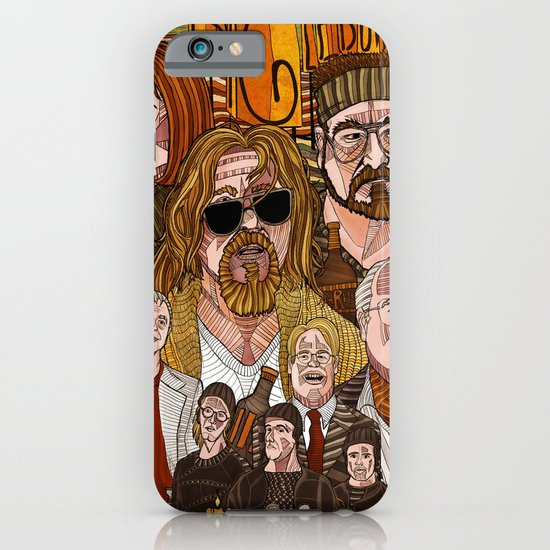 The Big Lebowski iPhone & iPod Case
