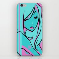 POUT iPhone & iPod Skin