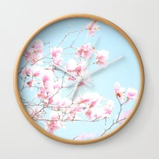Spring Dance Wall Clock