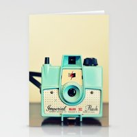 Imperial Duo Stationery Cards