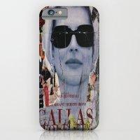 iPhone & iPod Case featuring Dea by Nello Petrucci