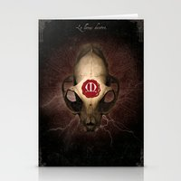 Poster Maldoror Stationery Cards