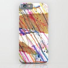 Mood Study (I) - Happy iPhone 6 Slim Case