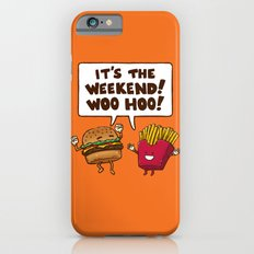 The Weekend Burger Slim Case iPhone 6s