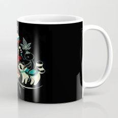 Mandragora and racoon. Mug