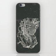 Engine iPhone & iPod Skin