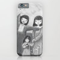 iPhone & iPod Case featuring Emirati Sisters by Maria
