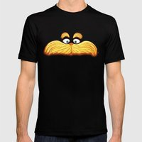 My Lorax Mens Fitted Tee Black SMALL