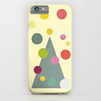 iPhone & iPod Case featuring Christmas Lights by Cassia Beck