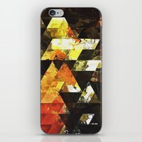 myrr lyys iPhone & iPod Skin