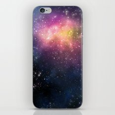 Stars And Nebulas iPhone & iPod Skin