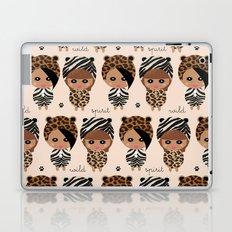 Wild spirit Laptop & iPad Skin