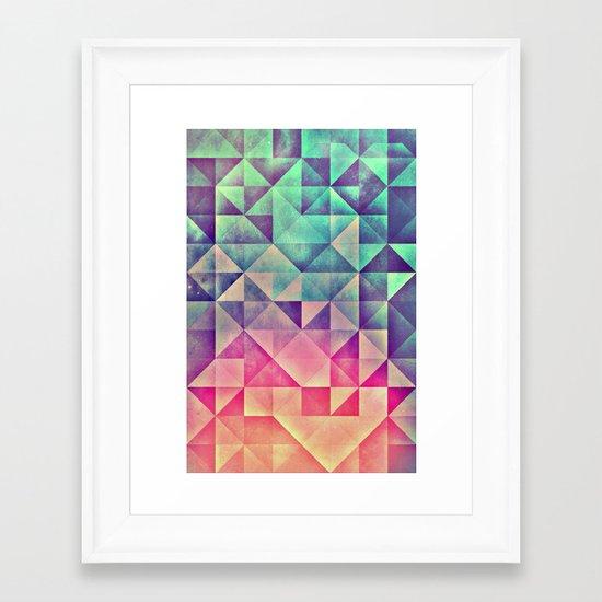 myllyynyre Framed Art Print