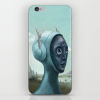 Archaeology of Dreams iPhone & iPod Skin