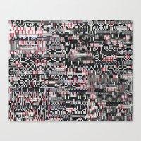 Comfortable Ambiguity (P… Canvas Print
