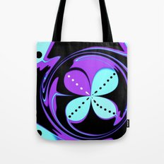 Pattern Two (Inverted) Tote Bag