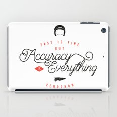 Xenophon - Accuracy iPad Case