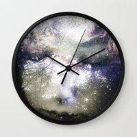 Lucid Dream #1 Wall Clock