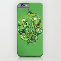 Sir Charles Cthulhu iPhone 6 Slim Case