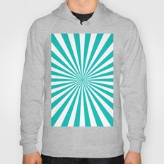 Starburst (Tiffany Blue/White) Hoody