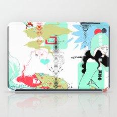 Funky s*!t iPad Case
