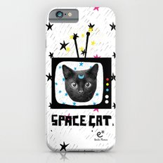 Space Cat Slim Case iPhone 6s