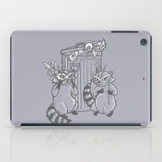 Fancy Raccoons iPad Case