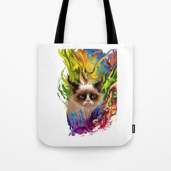 grumpys rich inner world Tote Bag