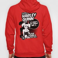 Ladies of DC - Harley Quinn Hoody