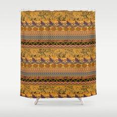 Chipembere ... Africa Shower Curtain