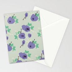very violet Stationery Cards