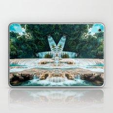 Kaleidoscape: Agua Azul Laptop & iPad Skin