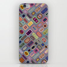 Multi-color Melody iPhone & iPod Skin