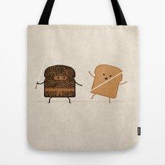 Slice! Tote Bag