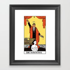 I-The Magician Framed Art Print