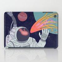 Cosmonaut iPad Case