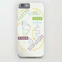 iPhone & iPod Case featuring Haikuglyphics - Haikanics by Anne Ulku