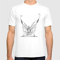 Daydreaming  Mens Fitted Tee White SMALL