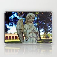Calvary angel Laptop & iPad Skin