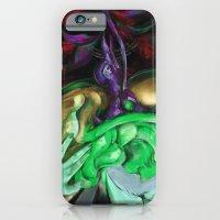 Passion purple iPhone 6 Slim Case