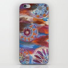 Abstract Mandalas iPhone & iPod Skin