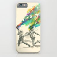 iPhone & iPod Case featuring Emanate by nicebleed