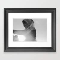 Better Future For Our Ch… Framed Art Print